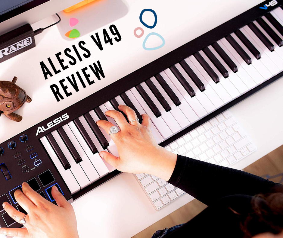 Alesis V49 Review | Digital Piano Review Guide