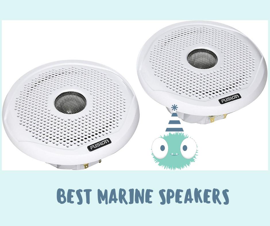 Top 10 Best Marine Speakers In 2021 Reviews