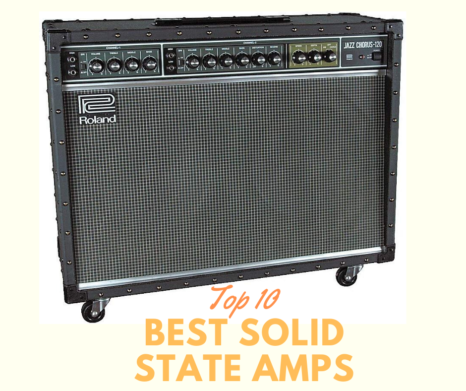 Top 10 Best Solid State Amps On The Market 2021 Reviews
