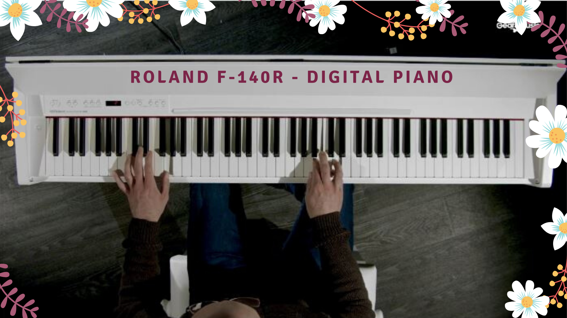 Roland F-140R – Digital Piano Review & Buying Guide